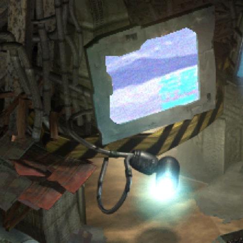 Cyberpunk screen