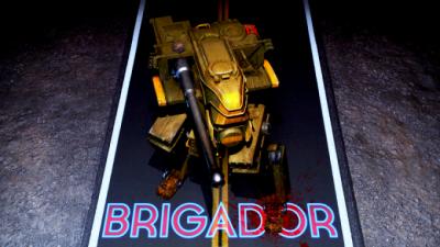 Brigador splash screen