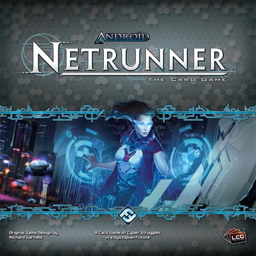 Netrunner box art