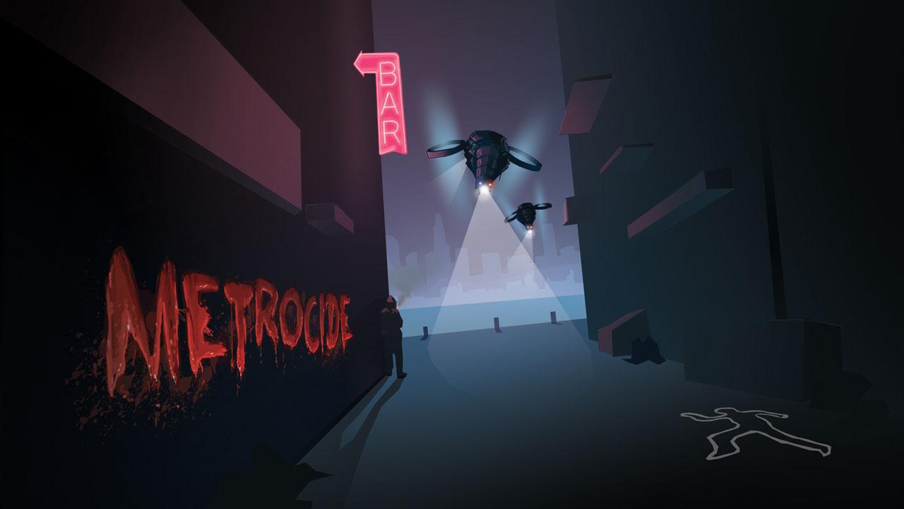 Metrocide artwork