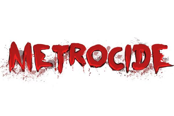 Metrocide logo