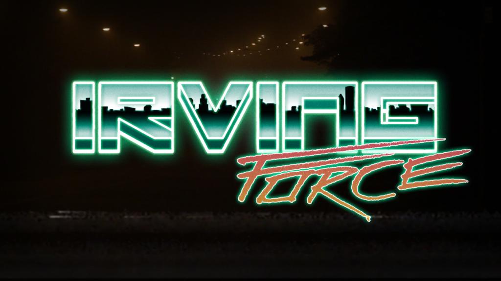 Irvine Force Logo