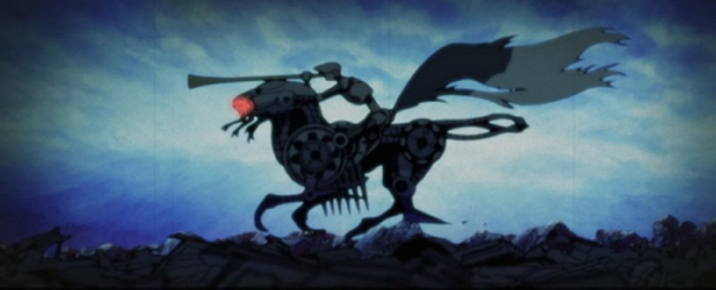 Animatrix_Horseman