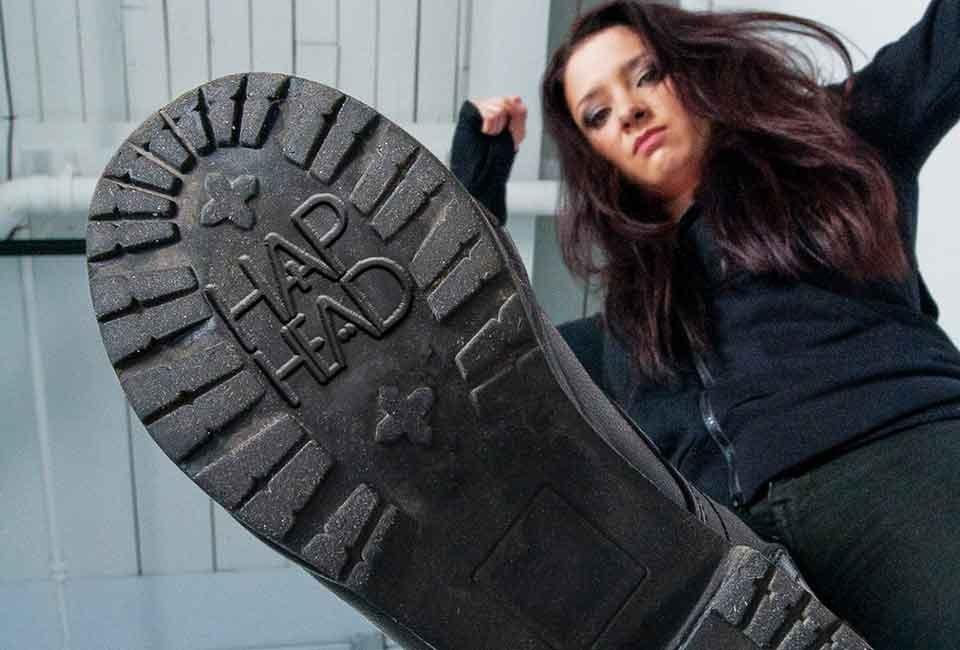 Haphead Boot