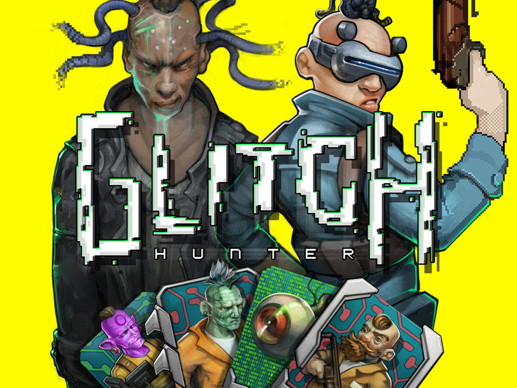 Glitch Hunter - Kickstarter