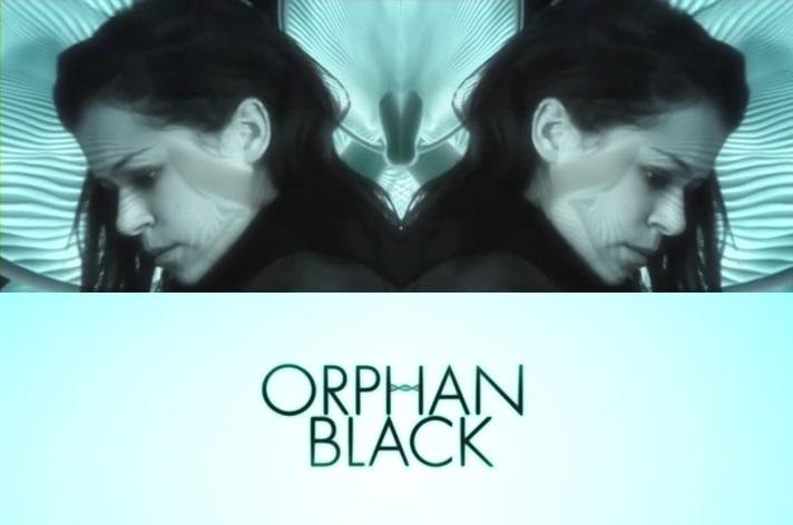 Orphan Black Title Card