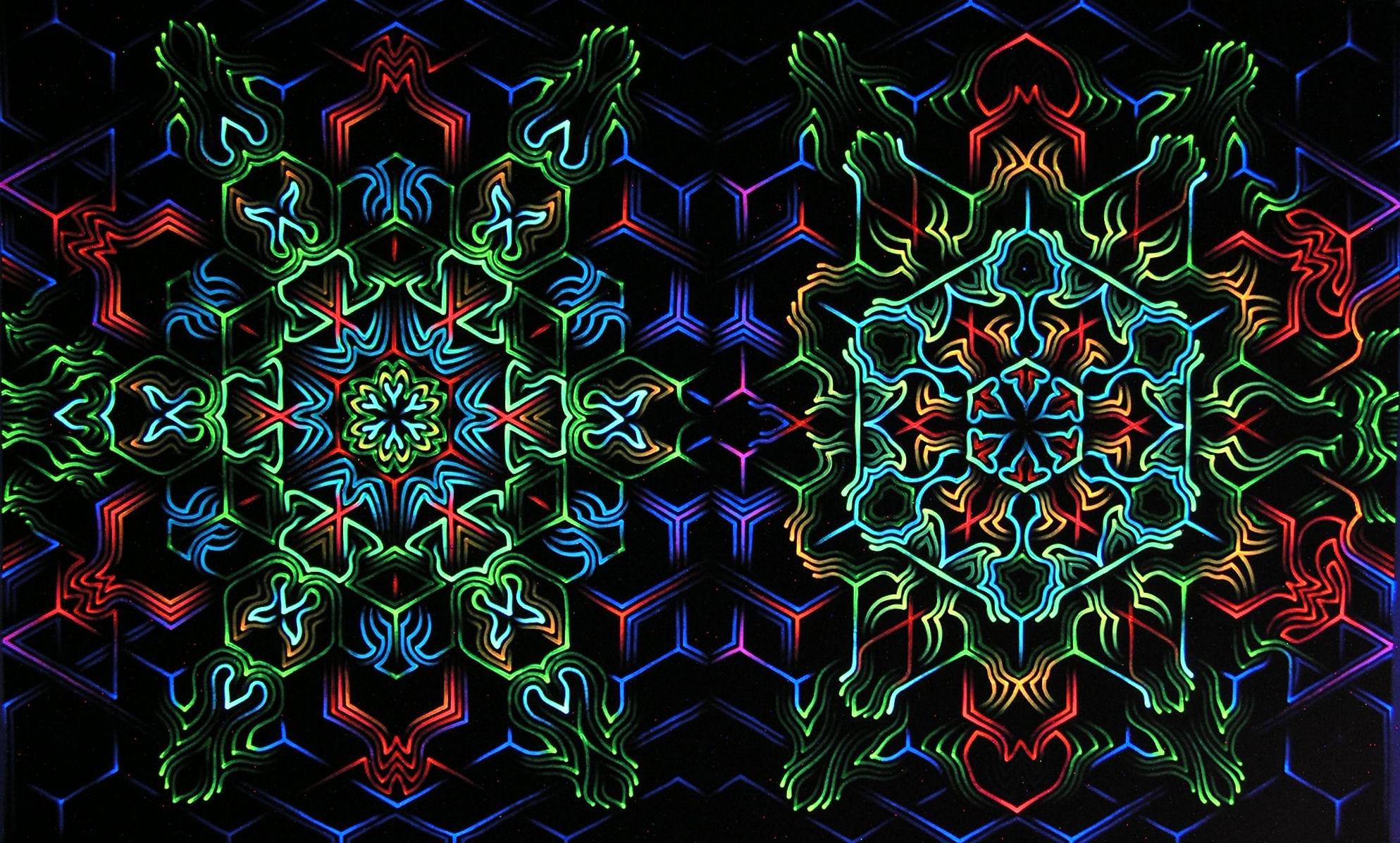 Psytrance Art