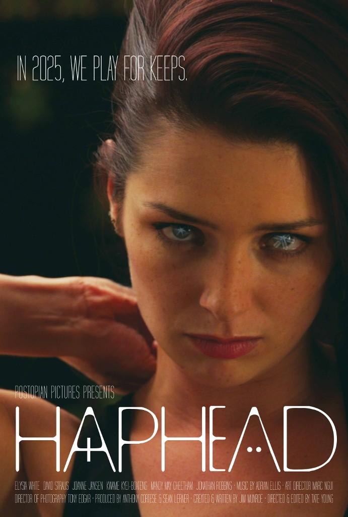 Haphead Poster