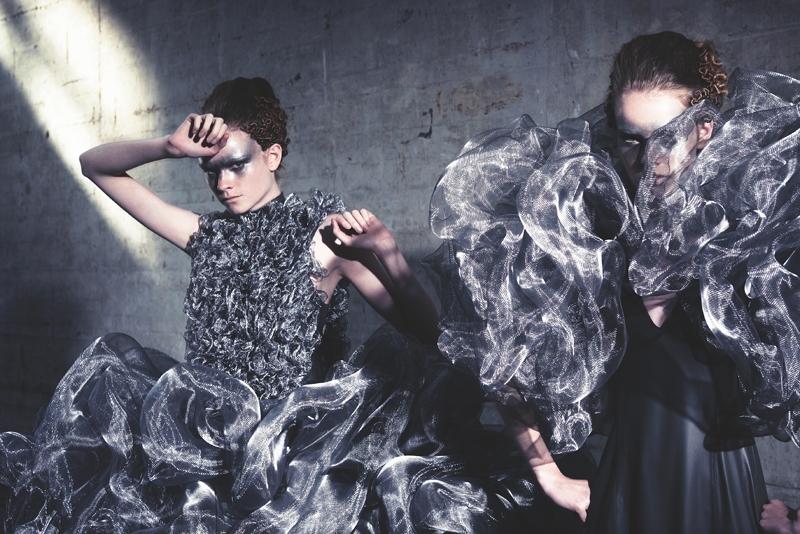 Iris Van Herpen, Refinery Smoke