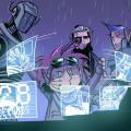 Cyberbunk PArty