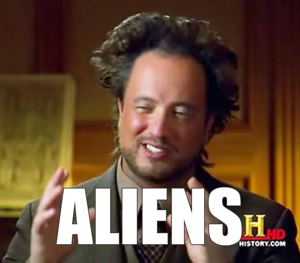 History Channel - Aliens