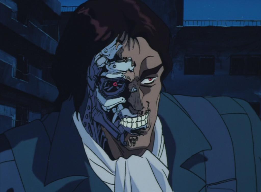 Baoh Terminator