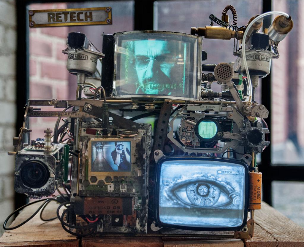 cyberpunk project