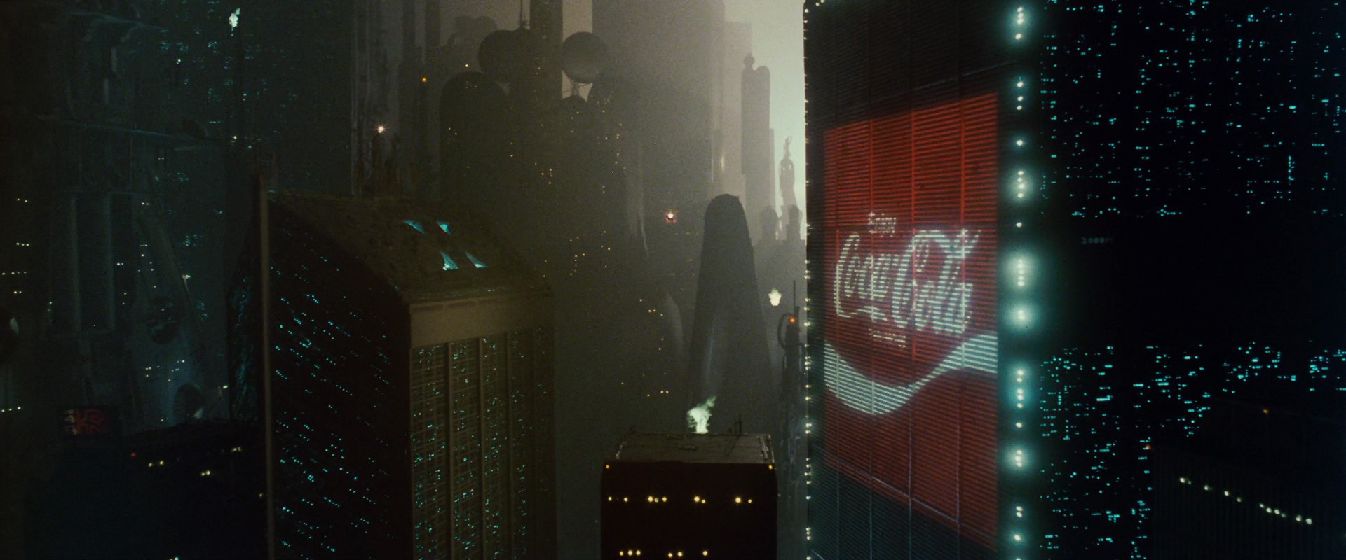 What Makes Food Cyberpunk? Part 1: The Cola Wars – Neon Dystopia