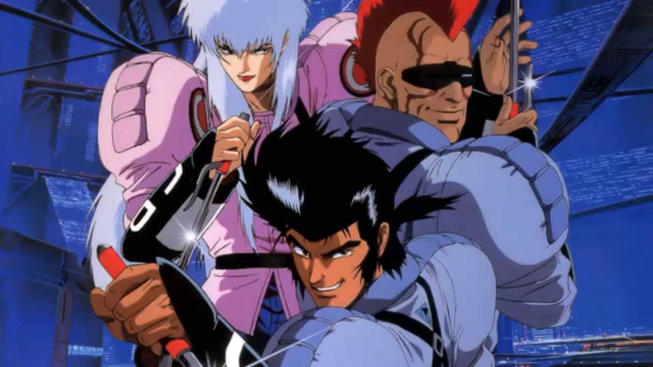 Wicked city ova anime movie 1987 english subtitled - 1 2