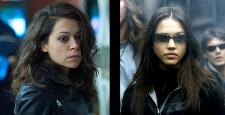orphan black dark angel