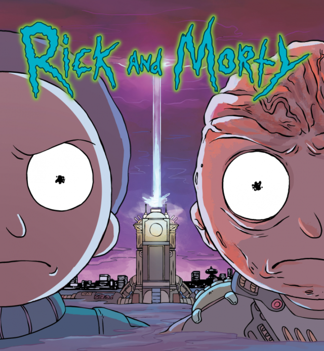 Rick and Morty Cy10