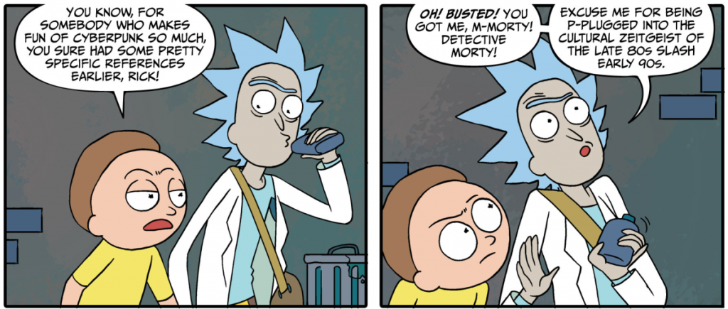 Rick and Morty Cy7