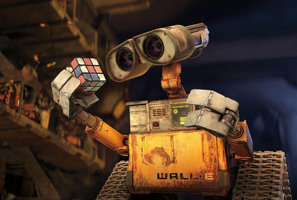 Wall-E_Cubecolors