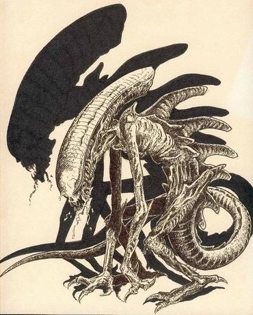 alien mobius
