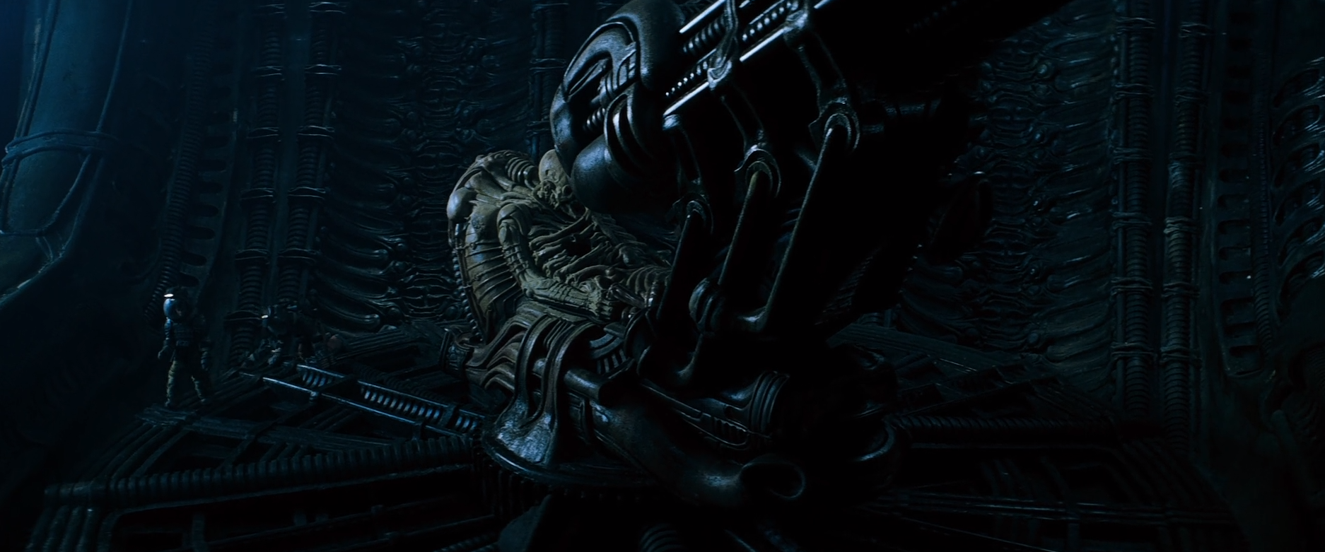 giger alien set
