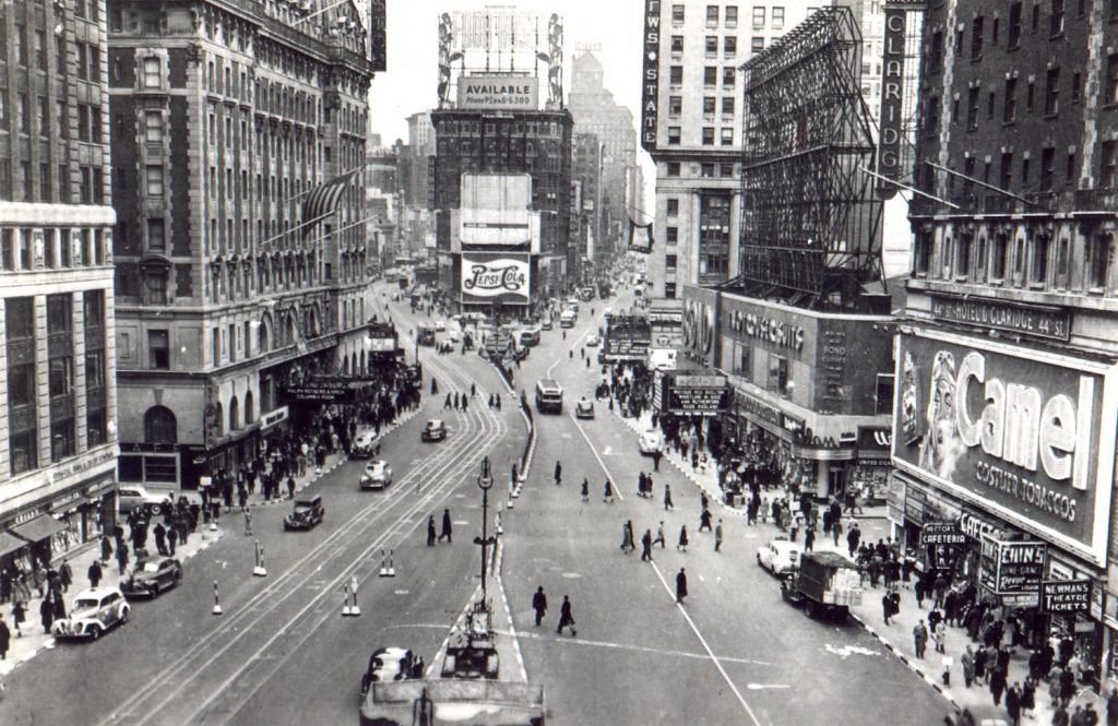 New York, 1920s.