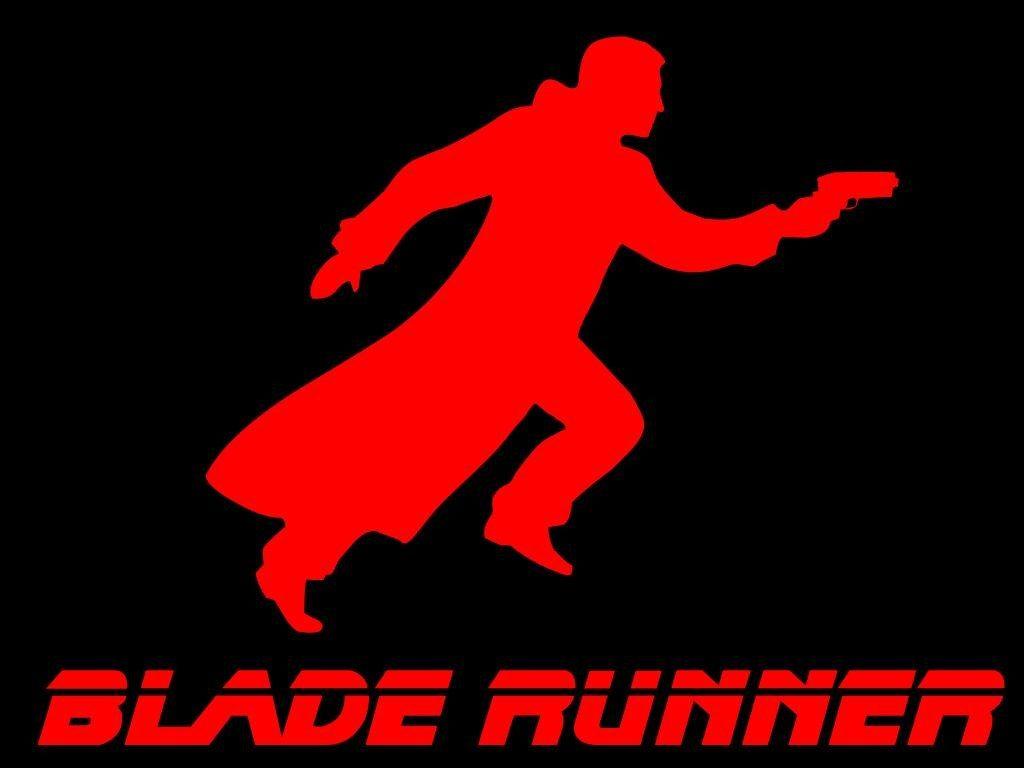The Blade Runner Logo