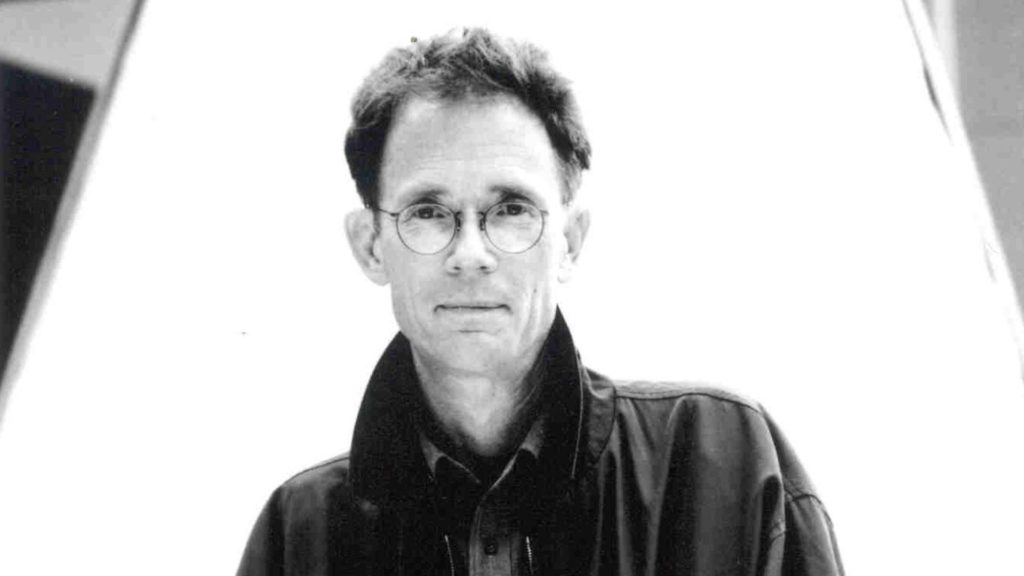 William Gibson, author of Neuromancer