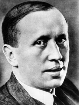 Karel Èapek, èeský spisovatel.