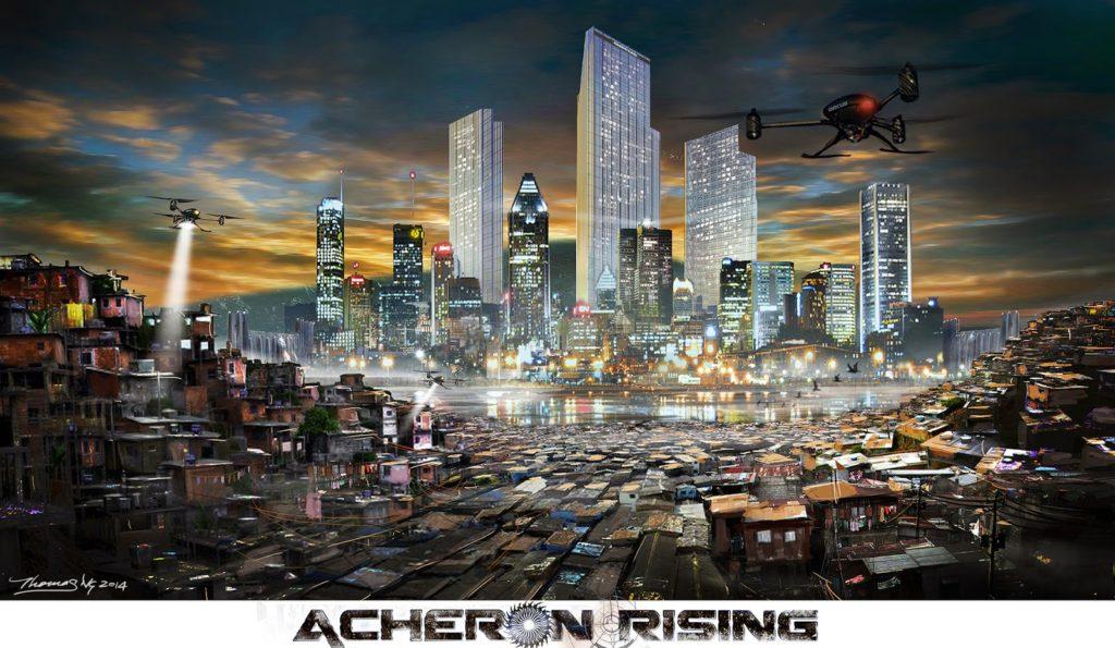 Acheron Rising Concept 1s