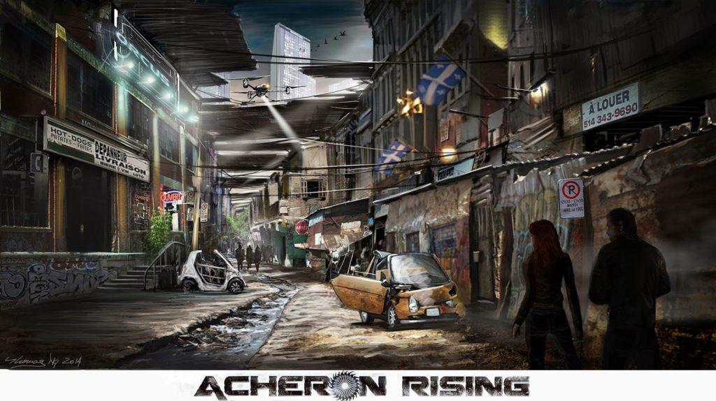 Acheron street wiew small