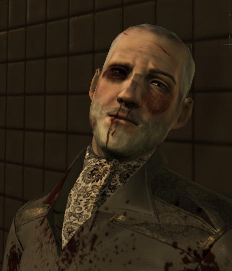 Brent Radford in Deus Ex