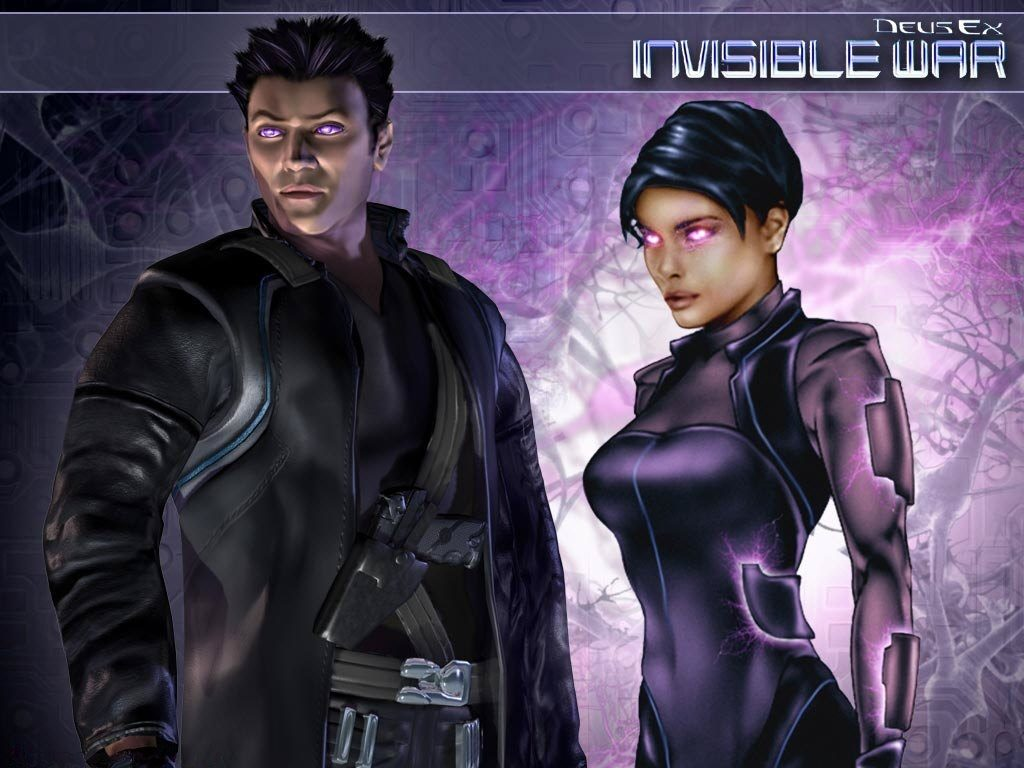 Deus Ex: Invisible War - Part ...