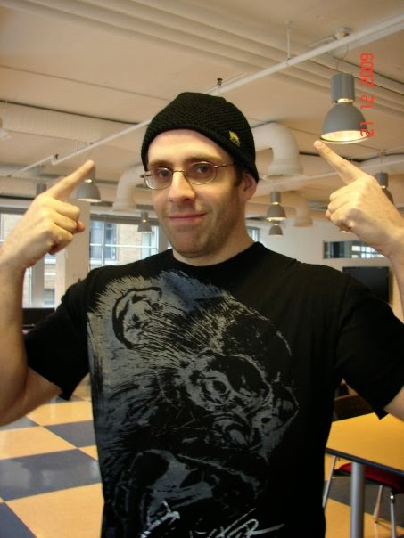 Lucien Soulban - Writer and Associate Producer of Acheron Rising