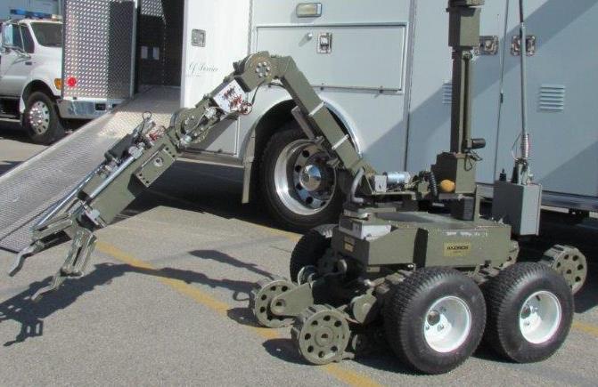 bombrobot