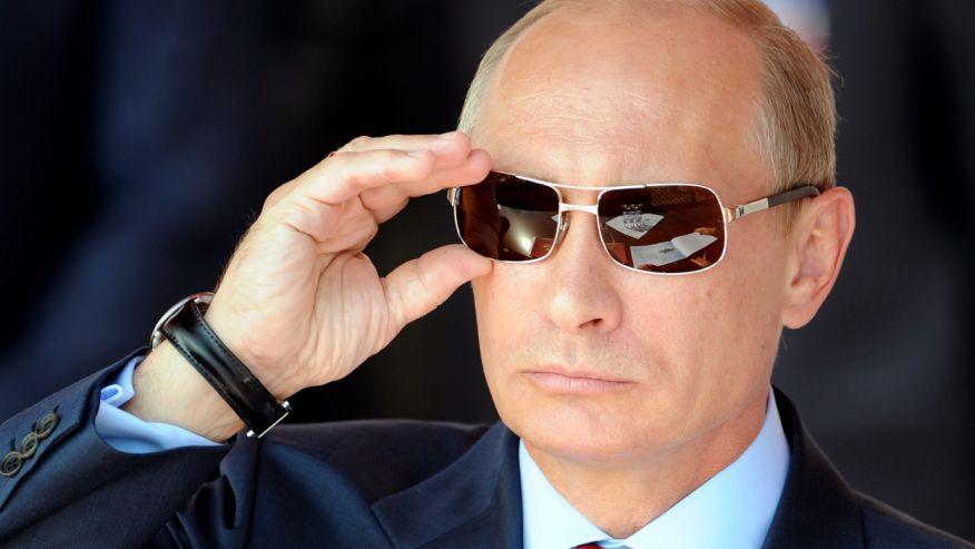 Slick Putin