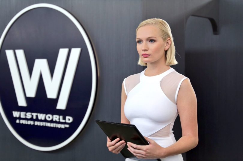 Westworld Delos VR
