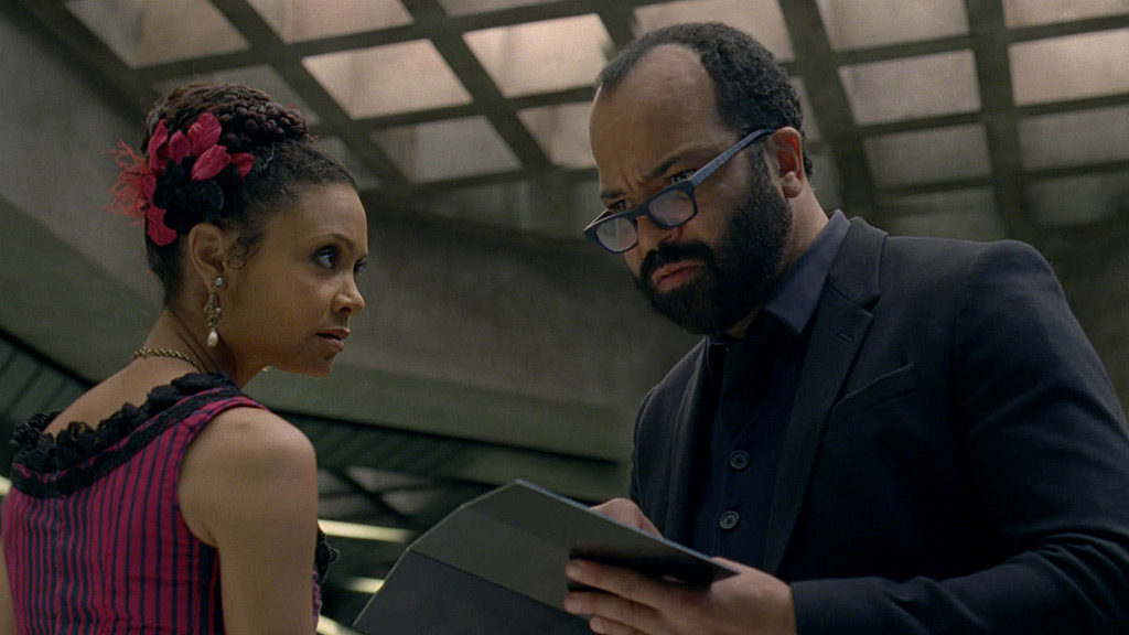 Westworld: The Well-Tempered Clavier