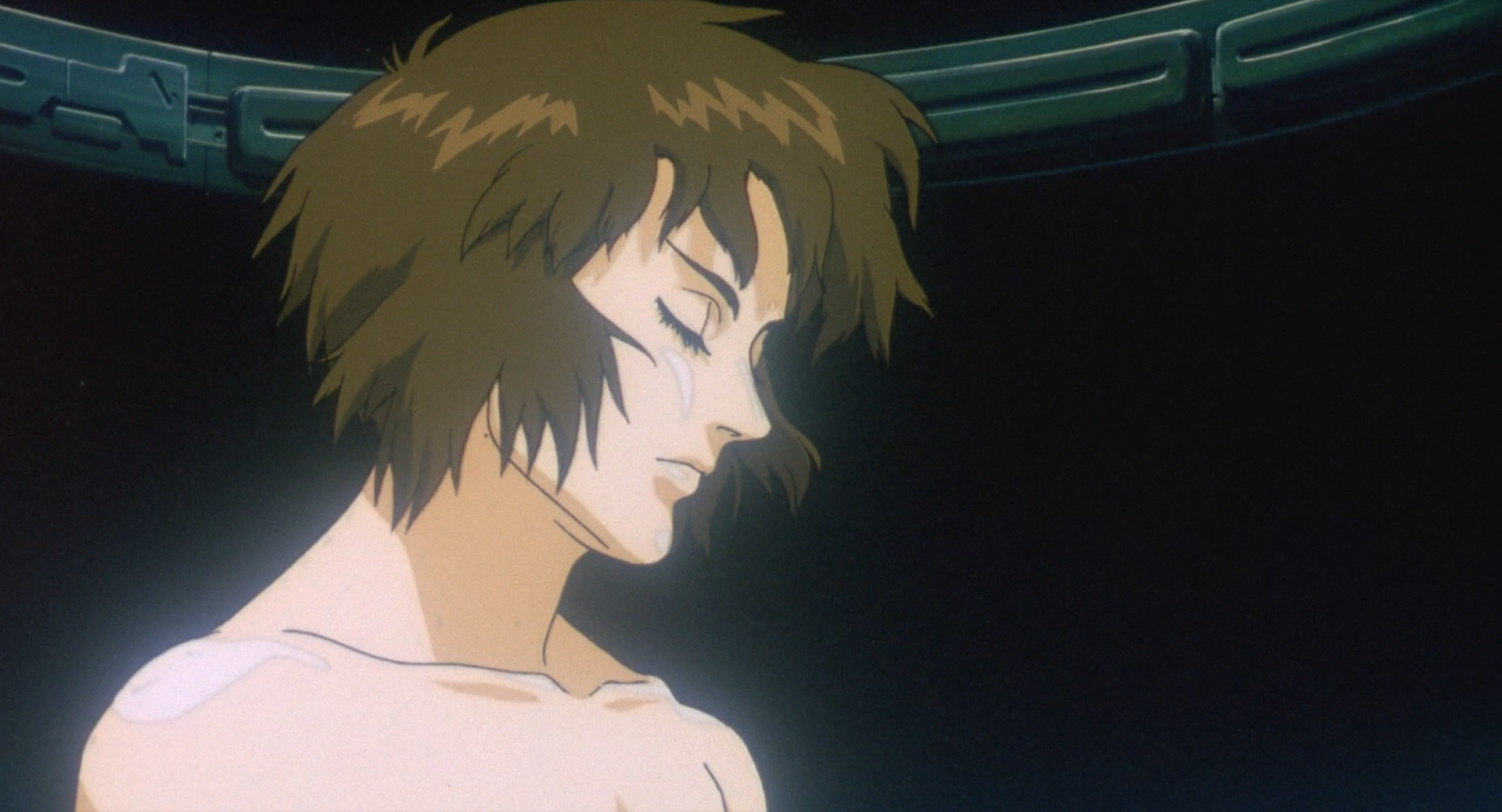 Ghost In The Shell The Value Of Reality And The Evolution