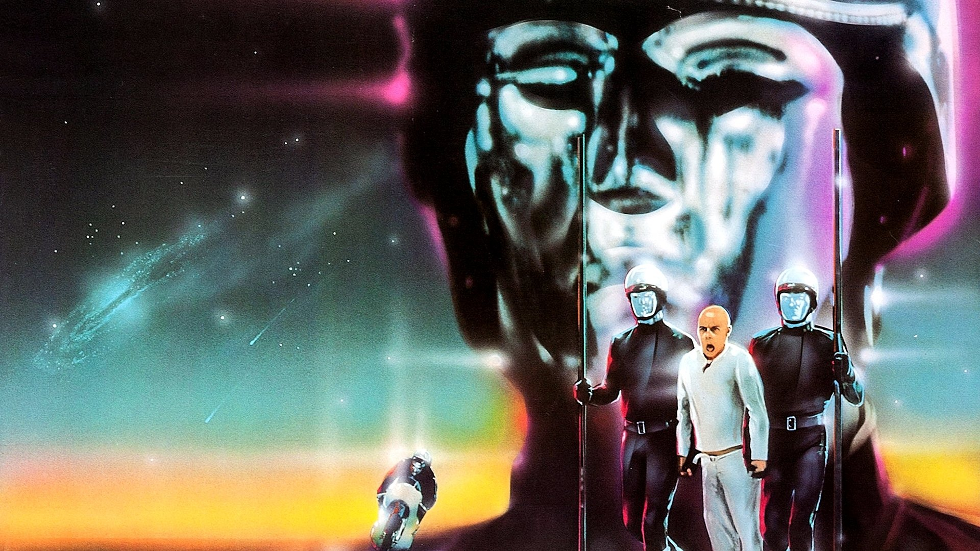 'You have nowhere to go': A Review of George Lucas' THX 1138