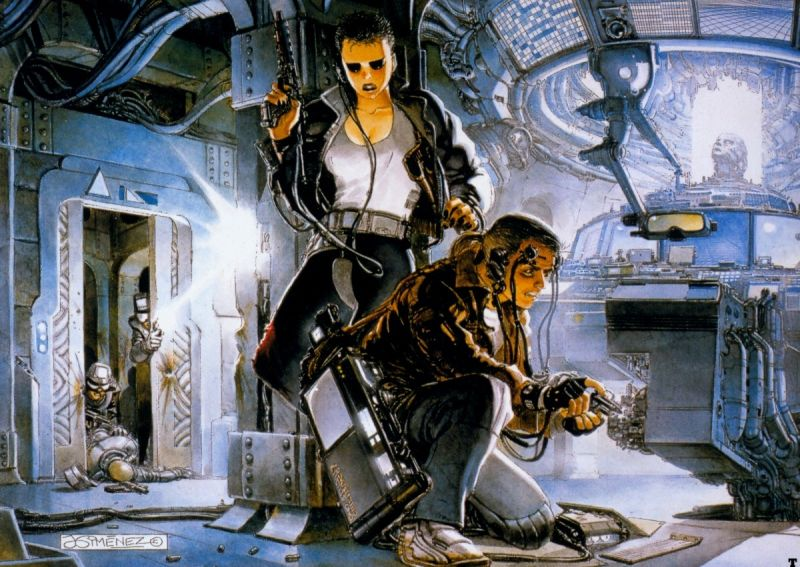 Neuromancer: Counterpoint To 1980's Popular Culture