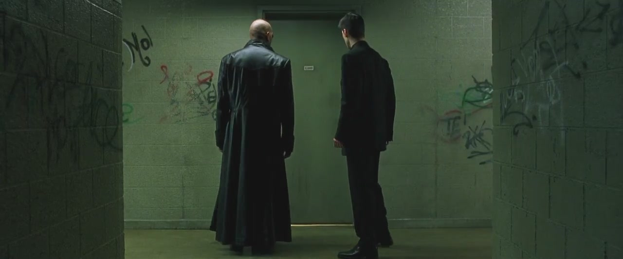 dystopia trailer matrix the matrix is a highly action-packed, exciting movie it is primarily shown to be a dystopia through its use of setting and characters the trailer is our main focus.