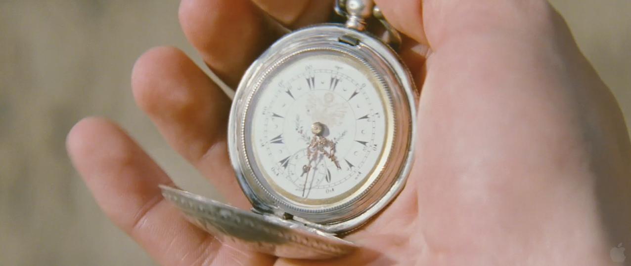 Looper pocket watch