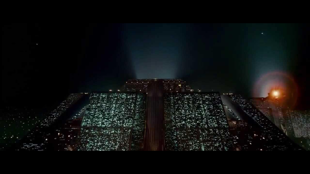 Blade Runner Tyrell Corporation HQ