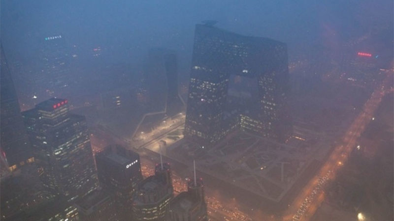 blade runner downtown beijing