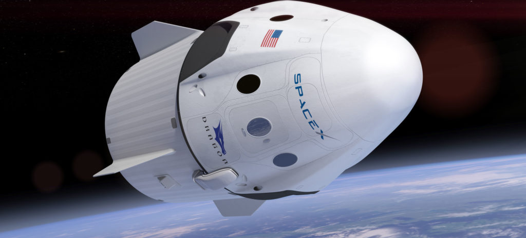 spacex shuttle