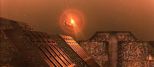 tyrell corporation building blade runner