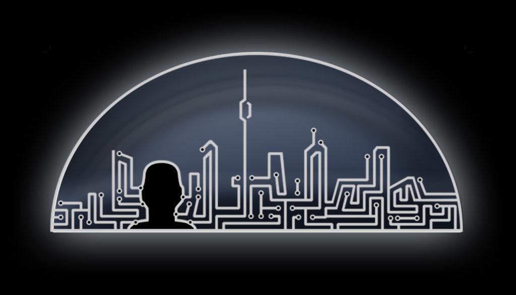 dystopia half life 2 mod logo