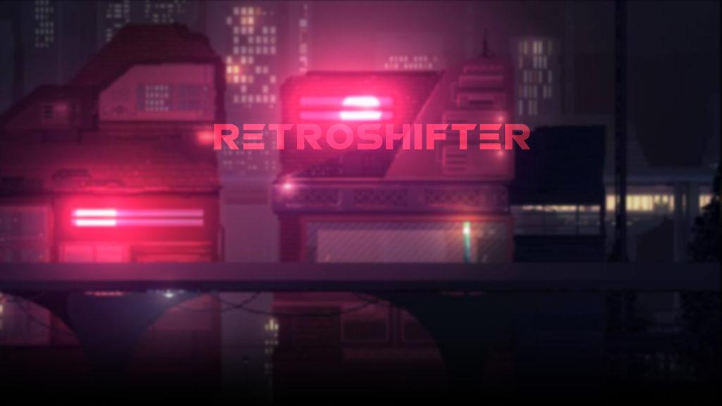 retroshifter promo