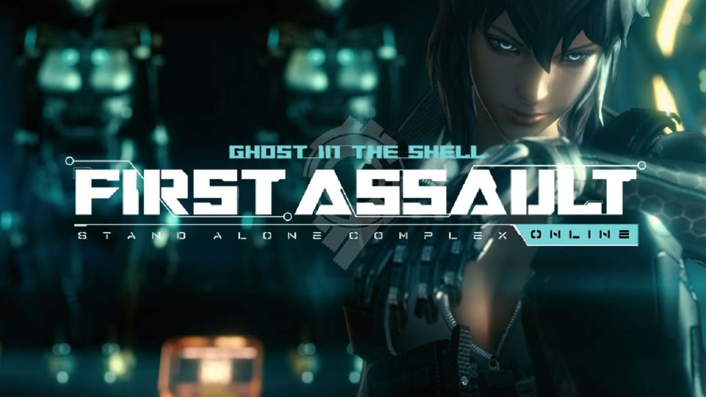 ghost in the shell sac first assault online arena shooter dead